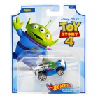 Hot Wheels Toy Story - Űrlény kisautó